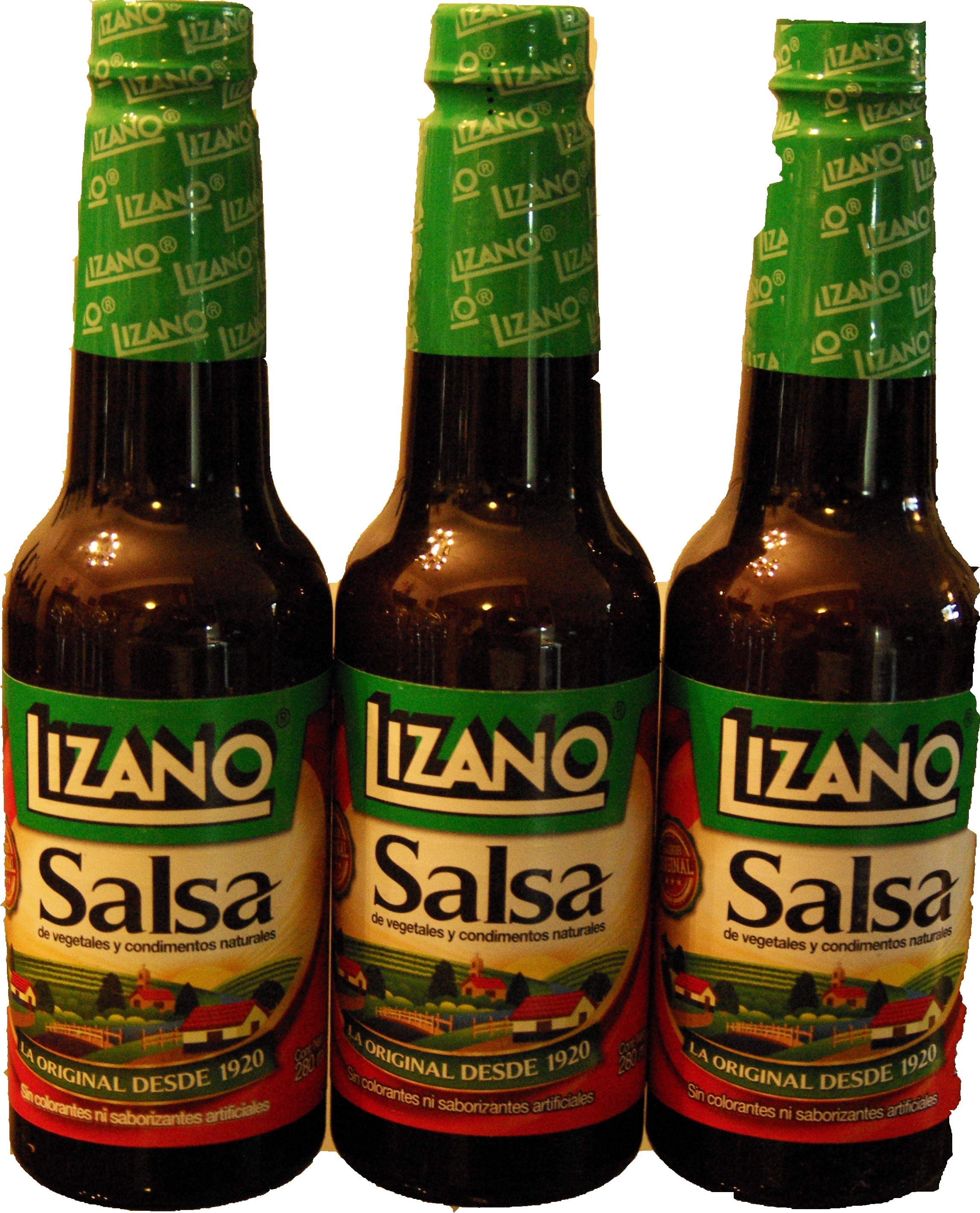Lizano 700 mL (24 Oz) - 3 pack
